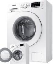 Lavadora de Roupas Samsung WW4000 – WW85J4273MW 8,5Kg Água Quente Painel Digital