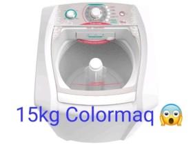 Lavadora de Roupas Colormaq LCA 15.0 – 15Kg (110 ou 220 volts)