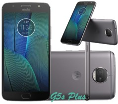 VERSÃO PLUS  Motorola Moto G5s Plus 32GB – Dual Chip 4G Câm. Duo 13MP + 13MP