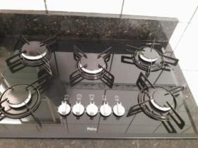 Cooktop Cook Chef Philco 5 Bocas Vidro Frete Grátis quase todo