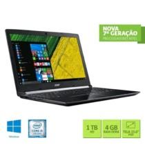 Notebook Acer Aspire 5 A515-51-55QD Intel Core i5 – 4GB 1TB LED 15,6″ Windows 10