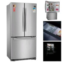 Geladeira/Refrigerador Samsung Frost Free – French Door Inox 441L RF62HERS1/AZ