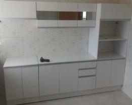Cozinha Compacta Madesa com Balcão 12 Portas 2 Gavetas 100% MDF