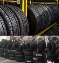 Seleção de pneus Aro 13,14,15,16 e 17