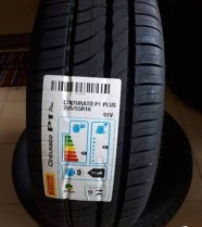 "Pneu Aro 16"" Pirelli 205/55R16 91V – Cinturato P1 Plus"