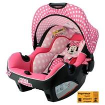 Cadeira para Auto Disney Beone Minnie Mouse – para Crianças até 13kg