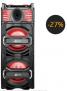 Ótimo Preço – 800W!!! Caixa Amplificada Lenoxx CA-3800 Bluetooth Entrada USB Cartão SD Rádio FM – 800W