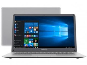 Notebook Positivo Motion Q 232A Intel Quad Core – 2GB 32GB LCD 14 Windows 10