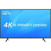 Smart TV LED 55″ Samsung Ultra HD 4k 55NU7100 com Conversor Digital 3 HDMI 2 USB Wi-Fi Solução Inteligente de Cabos HDR Premium Smart Tizen