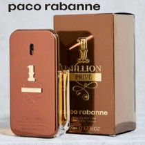 Perfume ONE MILLION PRIVÉ Masculino PACO RABANNE EDP 50ml – Incolor