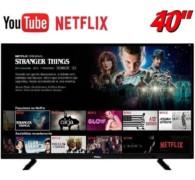 Smart TV LED 40″ Philco PTV40E21DSWN FULL HD com Conversor Digital 2 HDMI 2 USB Wi-Fi Netflix