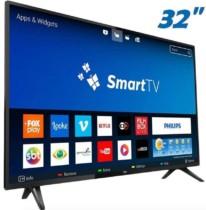 Smart TV LED 32″ Philips 32PHG5813/78 HD com Conversor Digital 2 HDMI 2 USB Wi-fi 60hz – Preta