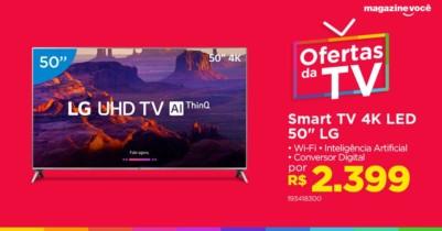 Smart TV 4K LED 50″ LG
