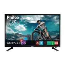 Smart TV Led 32″ Philco PTV32N87SA HD 2 Hdmi 2 Usb Conversor Digital