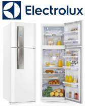 Refrigerador Electrolux TF42 Frost Free Top Freezer 382L Branco