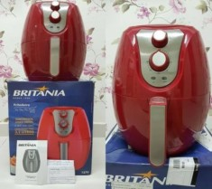 Fritadeira Elétrica Air Fryer/Sem Óleo Britânia – Air Fry Pro Saúde BRF32V 3,2L Timer