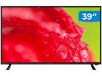 "Smart TV DLED 39"" Cobia CTV39FHDSM – Wi-Fi 2 HDMI 1 USB"