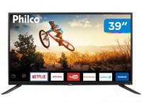 "Smart TV LED 39"" Philco PTV39E60SN Wi-Fi – 2 HDMI 1 USB"