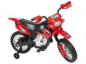 Moto Elétrica Infantil Cross – Homeplay