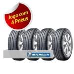 Kit Pneu Aro 14 Michelin 175/70r14 Energy Xm2 Xltl 88t 4 Unidades