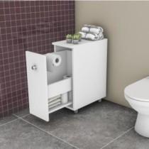 Armário para Banheiro com 1 Gavetão Movelbento Branco (cód.  742492900)