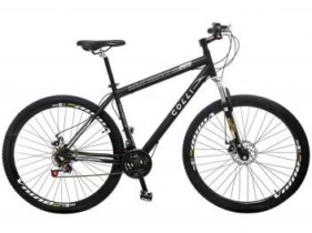 Bicicleta Colli Bike Ultimate Aro 29 21 Marchas – Freio a Disco (cód. 216636500)