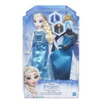 Boneca Disney Frozen – Vestidos Reais – Princesa Elsa – Hasbro (cód. 942341000)