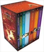 Caixa Harry Potter – Edição Premium
