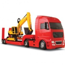 Caminhao Diamond Truck C/Escavadeira Roma (cód. 700365900)