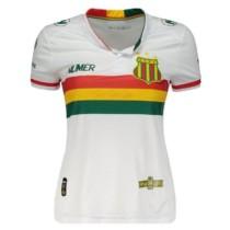 Camisa Numer Sampaio Corrêa II 2017 N° 10 Feminina – Branco Ref.:N22-0032-014-05