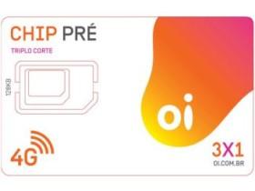Chip Oi 3 em 1 – 4G (cód. 150670500)