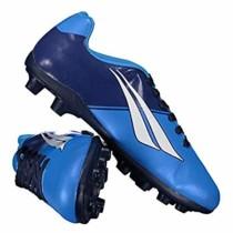 Chuteira Penalty Soccer Matís VII Campo Juvenil Azul