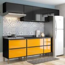 Cozinha Compacta C/ Tampo New York Multimóveis. (cód. 551305200)