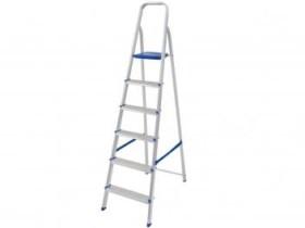 Escada 6 Degraus Alumínio Mor – 5104 (cód. 215969600)