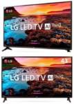 "Smart TV LED 43"" LG Full HD 43LK5750 – WebOs Conversor Digital Wi-Fi 2 HDMI 1 USB"