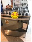 Fogão 5 Bocas Brastemp – Acendimento Automático BFS5NCRUNA