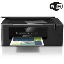 Impressora Multifuncional Epson Ecotank L395 Jato de Tinta Colorida Wireless Bivolt (cód. 804737100)
