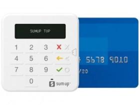 Máquina de Cartão SumUp Top Sem Aluguel – Bluetooth (cód. 221422700)