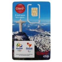 Micro Chip Claro 128kb Aac006 Triple 4G 23055 (cód. 511350500)