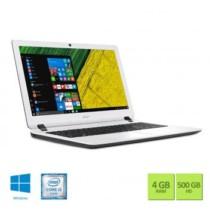 Notebook Acer ES1-572-347R Intel Core i3 4GB RAM 500GB HD 15.6 Windows 10 (cód. 711005500)