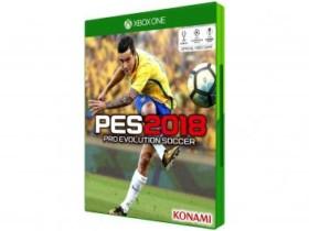 PES 2018 para Xbox One – Konami Xbox One (cód. 043177300)