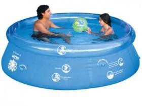 Piscina 2400 Litros Redonda – Mor Splash Fun (cód. 203898100)