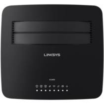 Roteador Linksys Wireless X1000 N 300mbps Modem Adsl2+ (Cód: 9514499)