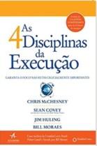 As 4 disciplinas da execução – Livro