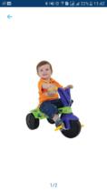 Triciclo Infantil