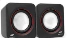 C3TECH SP-301 Speaker 2.0 Altos-Falantes para Computado