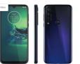 "Smartphone Motorola G8 Plus 64GB Azul Safira 4G – 4GB RAM Tela 6,3"" Câm. Tripla + Câm. Selfie 25MP"