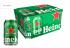 (Club da lu )Cerveja Heineken Premium Puro Malte Lager – 12 Unidades 350ml