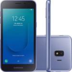 Smartphone Samsung Galaxy J2 Core 16GB Tela 5.0″ Câmera 8MP Selfie 5MP Dual Chip Android Go 8.1 Prata (cód. ehf15j2jf9)