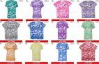 amiseta Oxer Tie Dye – Signos – Feminina – P-M-G-GG